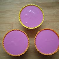 紫薯酸奶冻的做法图解5