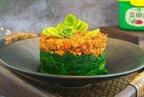 酱汁菠菜的做法