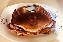 蒸面包蟹的做法