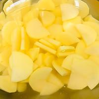 零失败「腊味干锅土豆片」的做法图解2