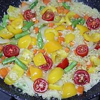 #硬核菜谱制作人#西班牙至尊海鲜烩饭的做法图解13