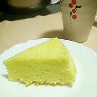 淡奶油蛋糕(似芝士蛋糕哦~)的做法图解7