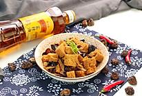 四喜烤麸#金龙鱼外婆乡小榨菜籽油 最强家乡菜#的做法