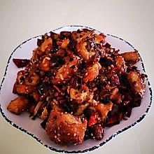 #巨下饭的家常菜# 辣子鸡丁  超级下饭