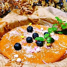#太太乐鲜鸡汁玩转健康快手菜#椰蓉芝士小蛋糕