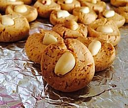 糖尿病人专食花生饼干的做法