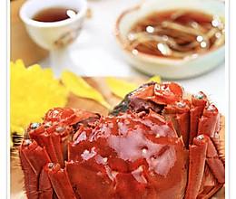 花雕蒸醉蟹的做法
