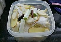 陕北泡菜(羊肉面专用)的做法