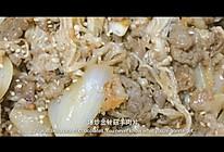 爆炒金针菇羊肉片的做法