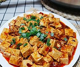 简单、下饭家常版麻婆豆腐的做法