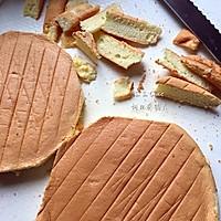 芒果凤梨慕斯蛋糕(6寸)的做法图解1