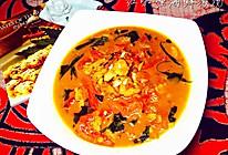 红咖喱海鲜浓汤#比暖男更暖的是#的做法