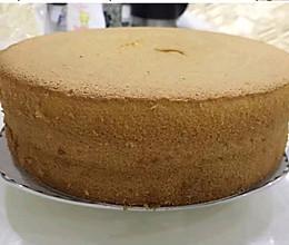 #餐桌上的春日限定#8寸戚风蛋糕的做法