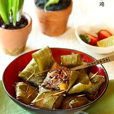竹香糯米鸡