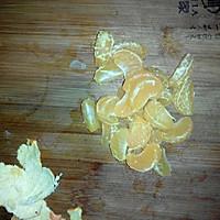 蜜糖橘子布丁的做法图解7