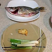 清蒸桂花鱼的做法图解1