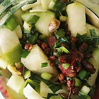 自制白萝卜泡菜的做法图解2