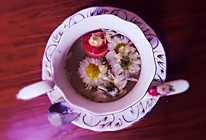菊花山楂茶的做法
