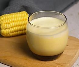 #肉食者联盟#玉米汁-格瑞美厨GOURMETmaxx一体机的做法