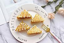 爆浆芝士紫薯西多士#晒出你的团圆大餐#的做法