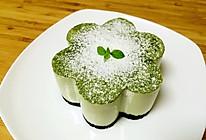 抹茶豆腐芝士蛋糕的做法