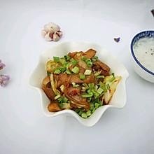 #精品菜谱挑战赛#莲白回锅