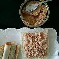 低脂美味营养早餐 金枪鱼三明治的做法图解4