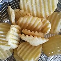 炸薯片的做法图解3