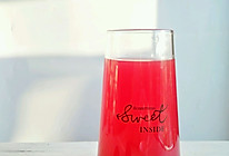 #爱乐甜夏日轻脂甜蜜#酸甜杨梅汁的做法