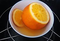 止咳良方蒸盐橙的做法