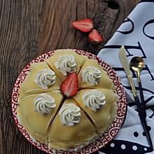 芒果千层蛋糕--#德国MIJI爱心菜谱#