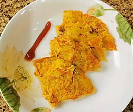 快手营养早餐—专治不爱吃蔬菜的宝宝的做法