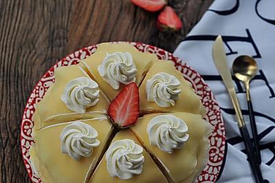 芒果千层蛋糕--