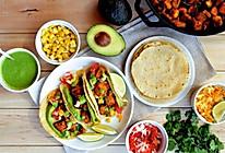 脆皮豆腐素塔可   高营养低脂肪,食域家独创的素食美味的做法