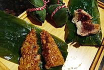肉粽子的做法