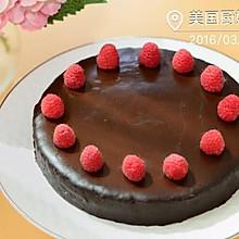 完全素食蛋糕-巧克力香蕉蛋糕(无奶制品无蛋无黄油)