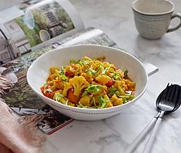 番茄咖喱菜花的做法