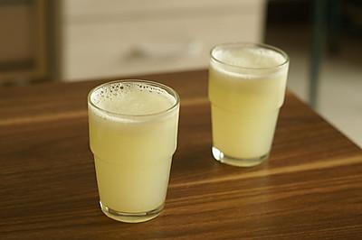 酥梨冬瓜汁