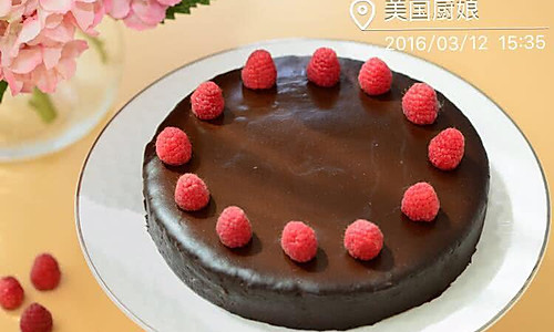 完全素食蛋糕-巧克力香蕉蛋糕(无奶制品无蛋无黄油)的做法