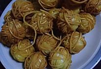 金丝小巨蛋【面条裹鹌鹑蛋】的做法