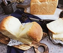 软到不知所措的北海道吐司 大名鼎鼎的面包(波兰种)的做法