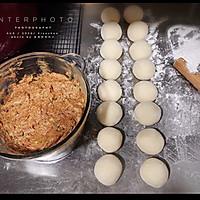 传统早餐~鲜肉包子的做法图解8