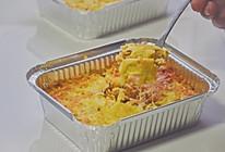 #精品菜谱挑战赛#菌菇鸡肉丁焗饭的做法