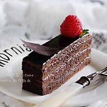 巧克力覆盆子Cake