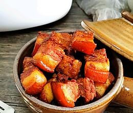 #下饭红烧菜#电饭煲版红烧肉的做法
