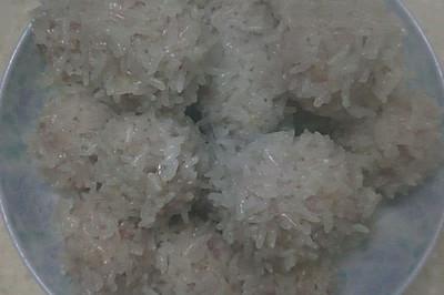 【家鄉湖北菜】珍珠丸子