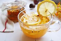 #换着花样吃早餐#百香果蜂蜜柠檬茶的做法