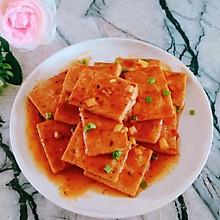 #美食新势力#沙拉酱烧豆腐