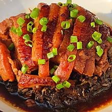 超级下饭的梅干菜扣肉