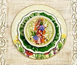 让宝宝吃蔬菜-蔬果思慕雪的做法